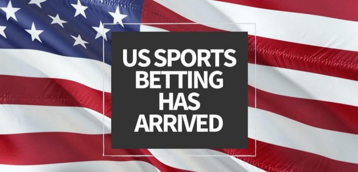 online betting legal in the US